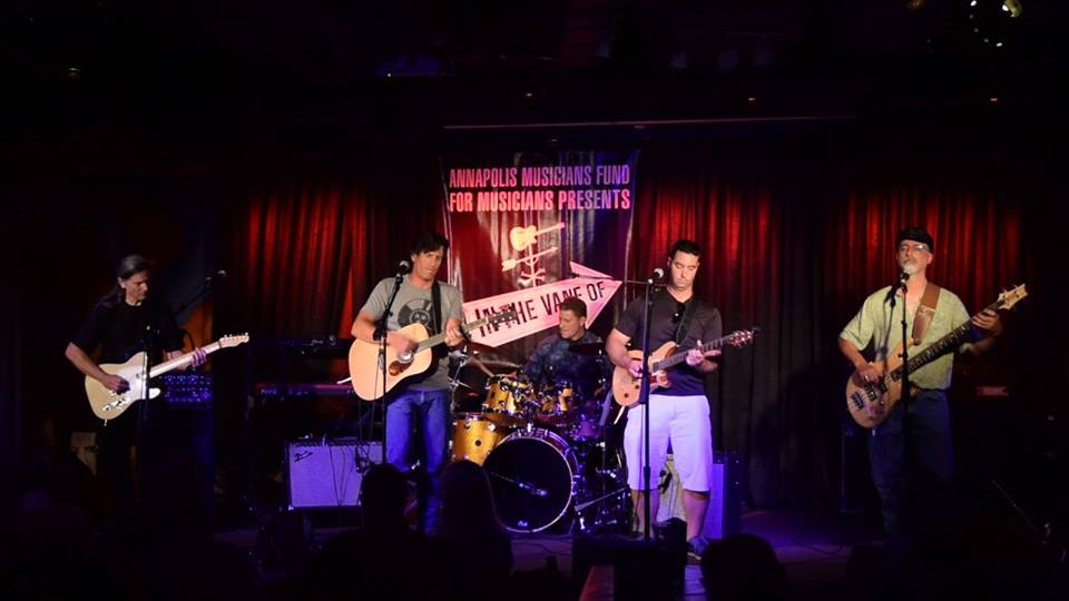 Dirk & The Truth - Live At Annapolis' Rams Head -